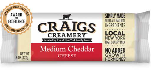 Medium Cheddar <br/>Chunk